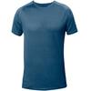 Fjällräven Abisko Trail t-shirt Heren blauw